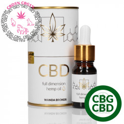 Hemp Oil CBD 5% (500mg) +...