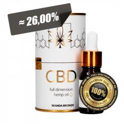 Premium Gold Hemp Oil CBD,...