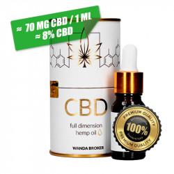 MCT Hemp Oil Premium  CBG,...
